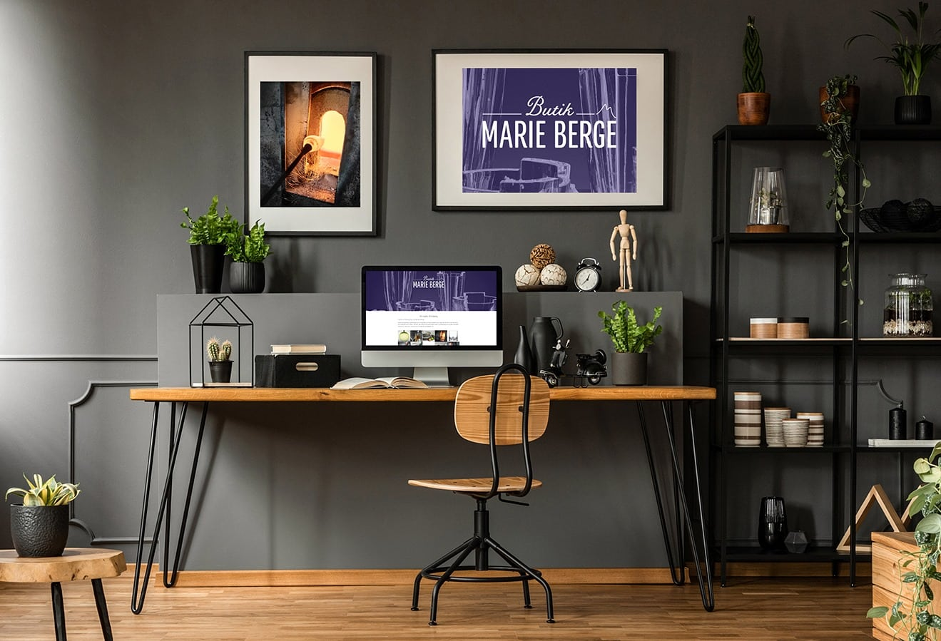 Butik Marie Berge